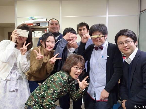 KagoshimaniaxがMBCラジオ「RadioBurn」に出てきた時の話をする。