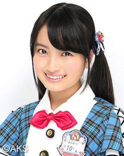 250px 2016年AKB48プロフィール 下青木香鈴 2
