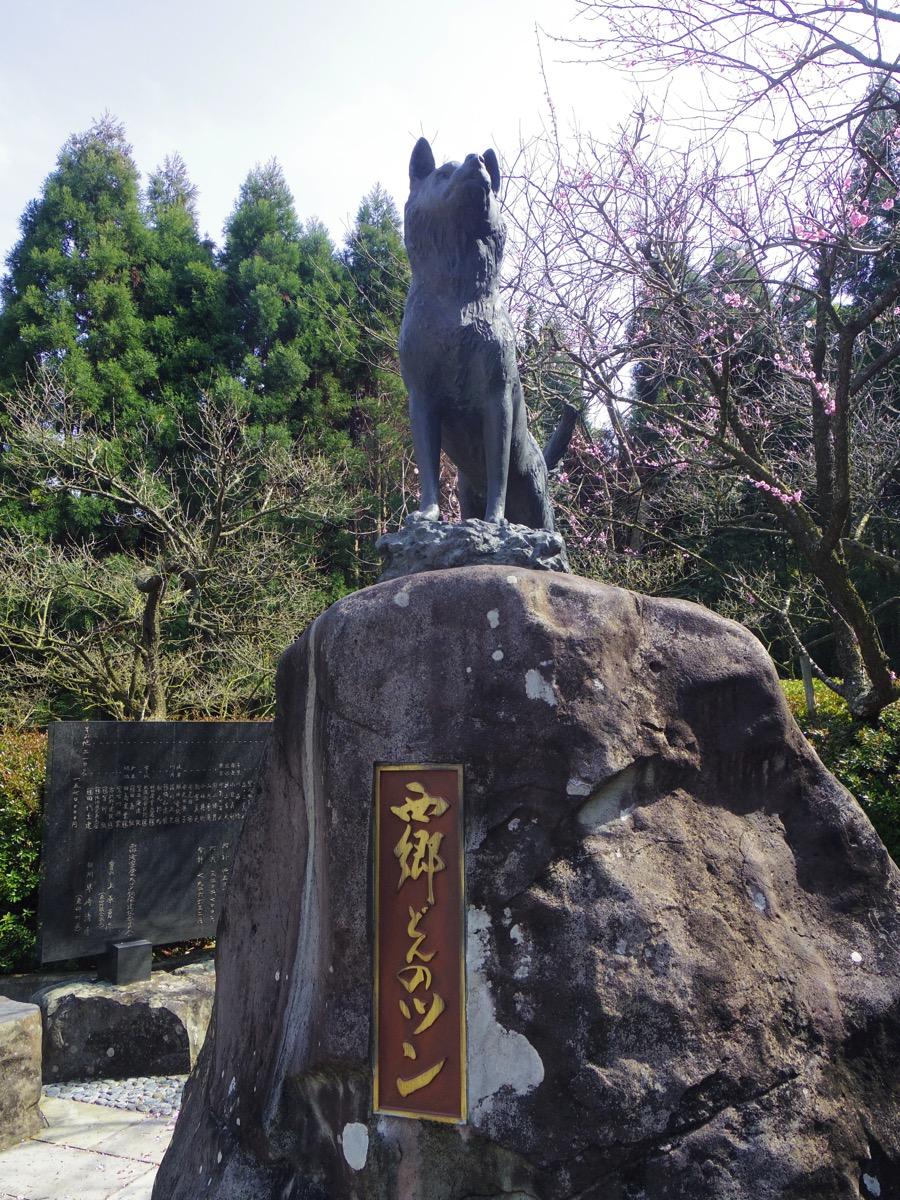 ツン銅像イメージ