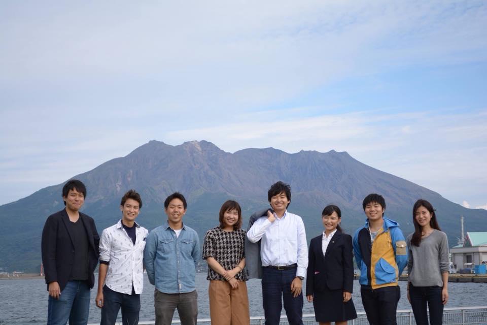 大隅の味を海外へPRしませんか?大学生主催の海外派遣事業説明会。