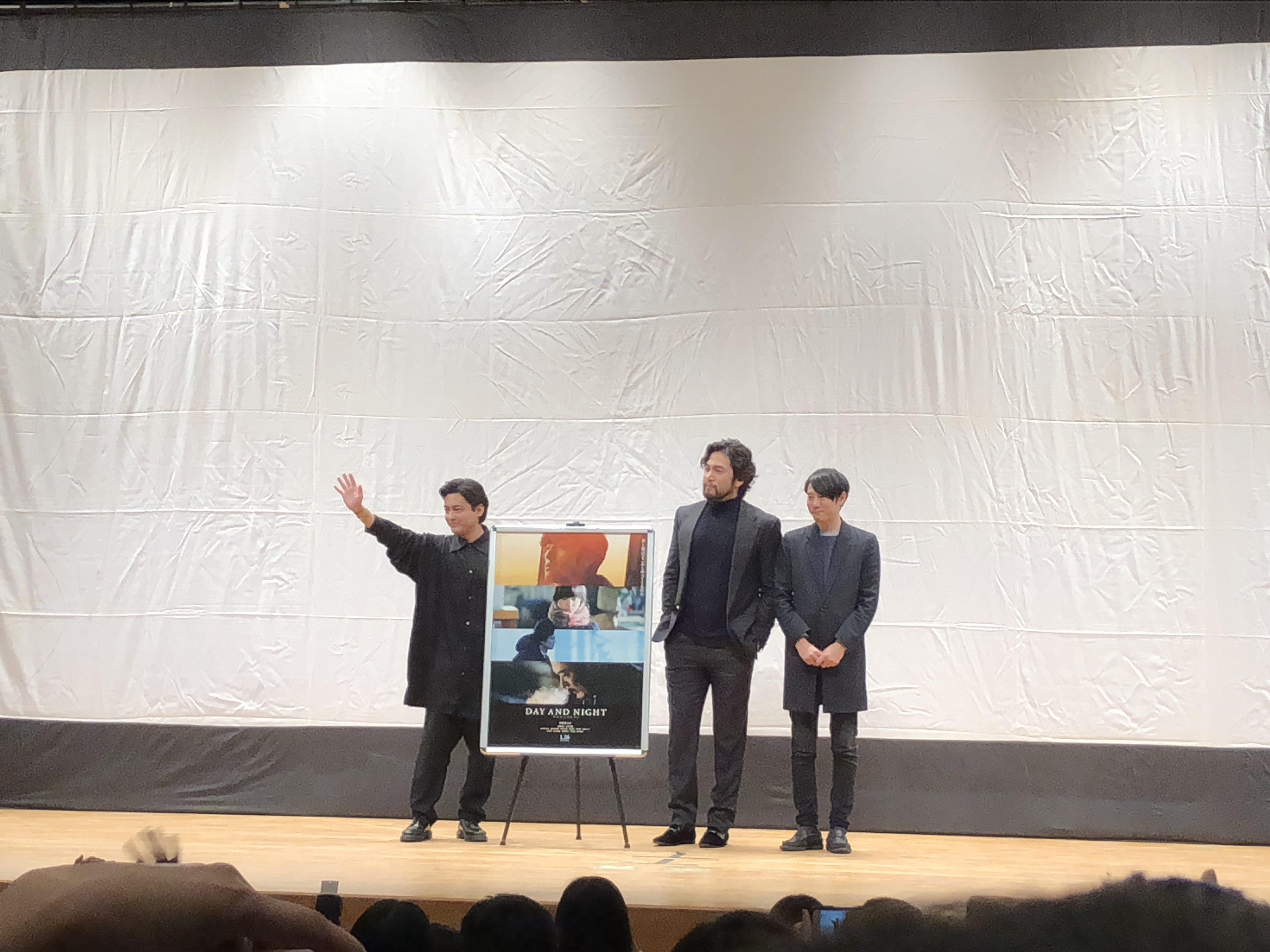 【山田孝之】映画DAY AND NIGHT薩摩川内先行上映レポ!【弱ネタバレあり】