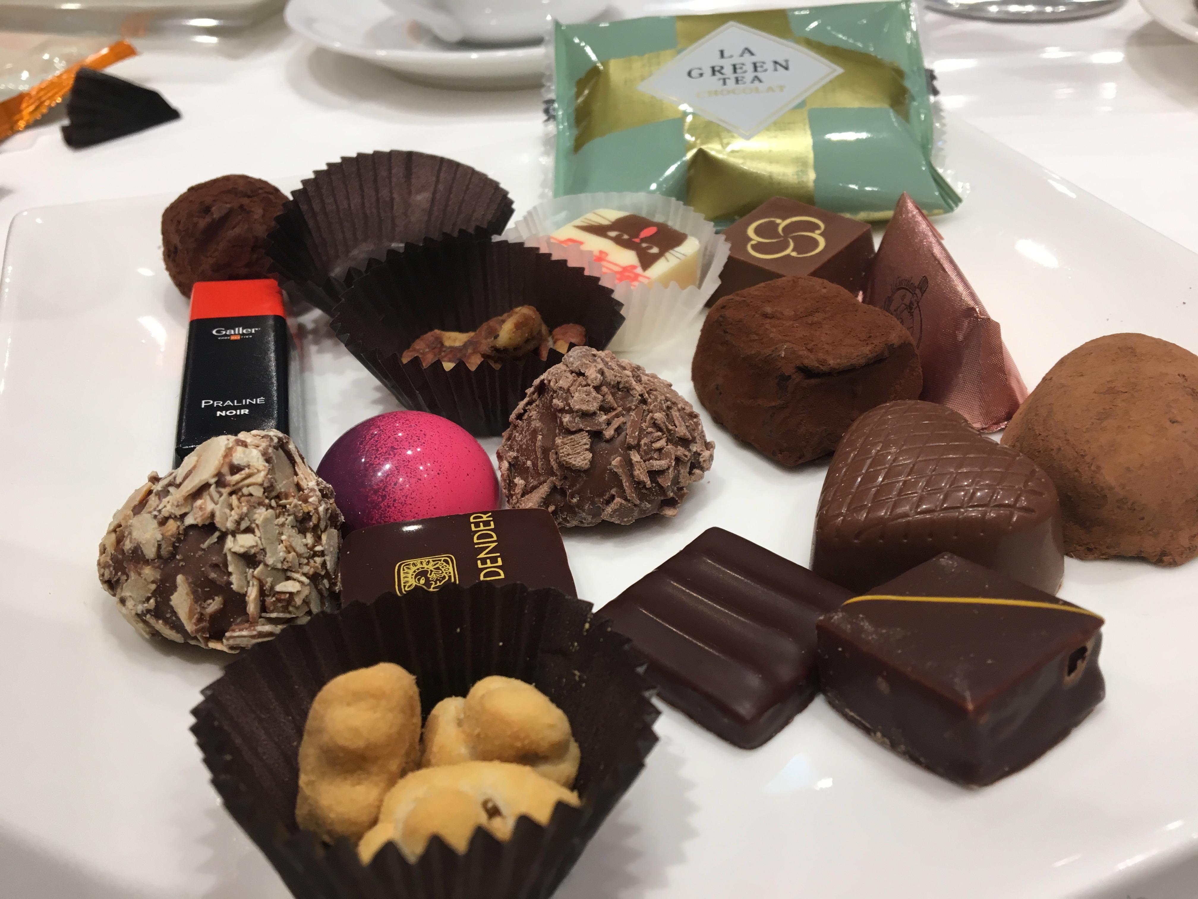 【鹿児島山形屋】バレンタインコレクション2019試食会で高級チョコを20個くらい食べてきた結果・・・!