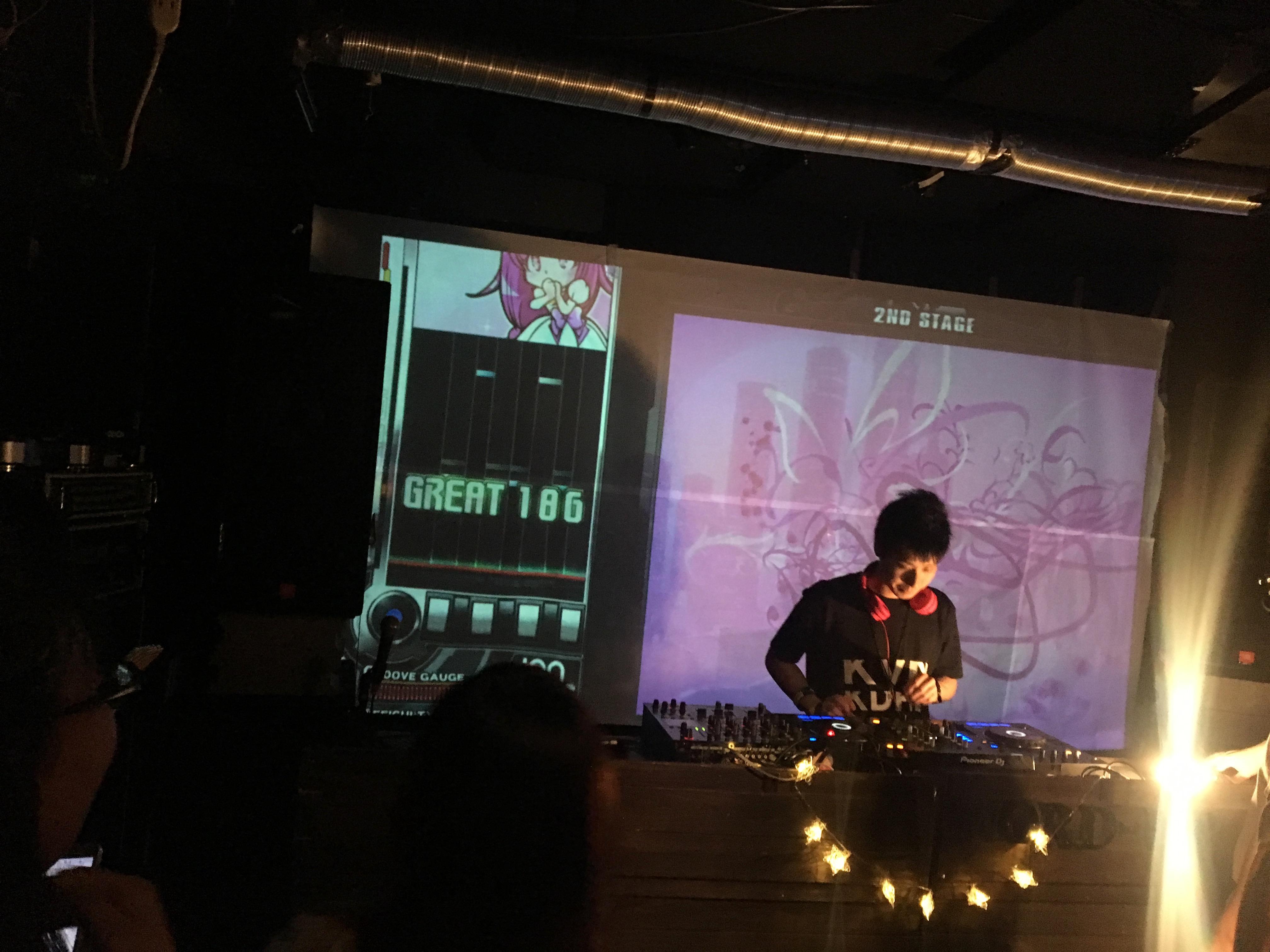 鹿児島の音ゲークラブイベント「ミラクルミーツ!!」に行ってみたよ