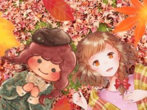 『Autumn World in SOMETHING 2019 ~まむねむこ×さくらもちのコラボ作品展~』 @ Shop&Gallery SOMETHING | 鹿児島市 | 鹿児島県 | 日本