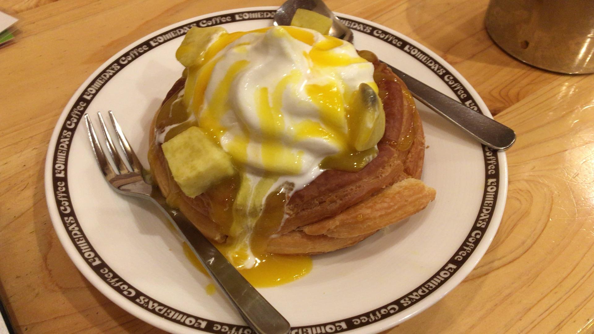 【鹿児島県産安納芋も使用!】コメダ珈琲のおさつノワールはシロノワール史上最ウマだと思うのだが!