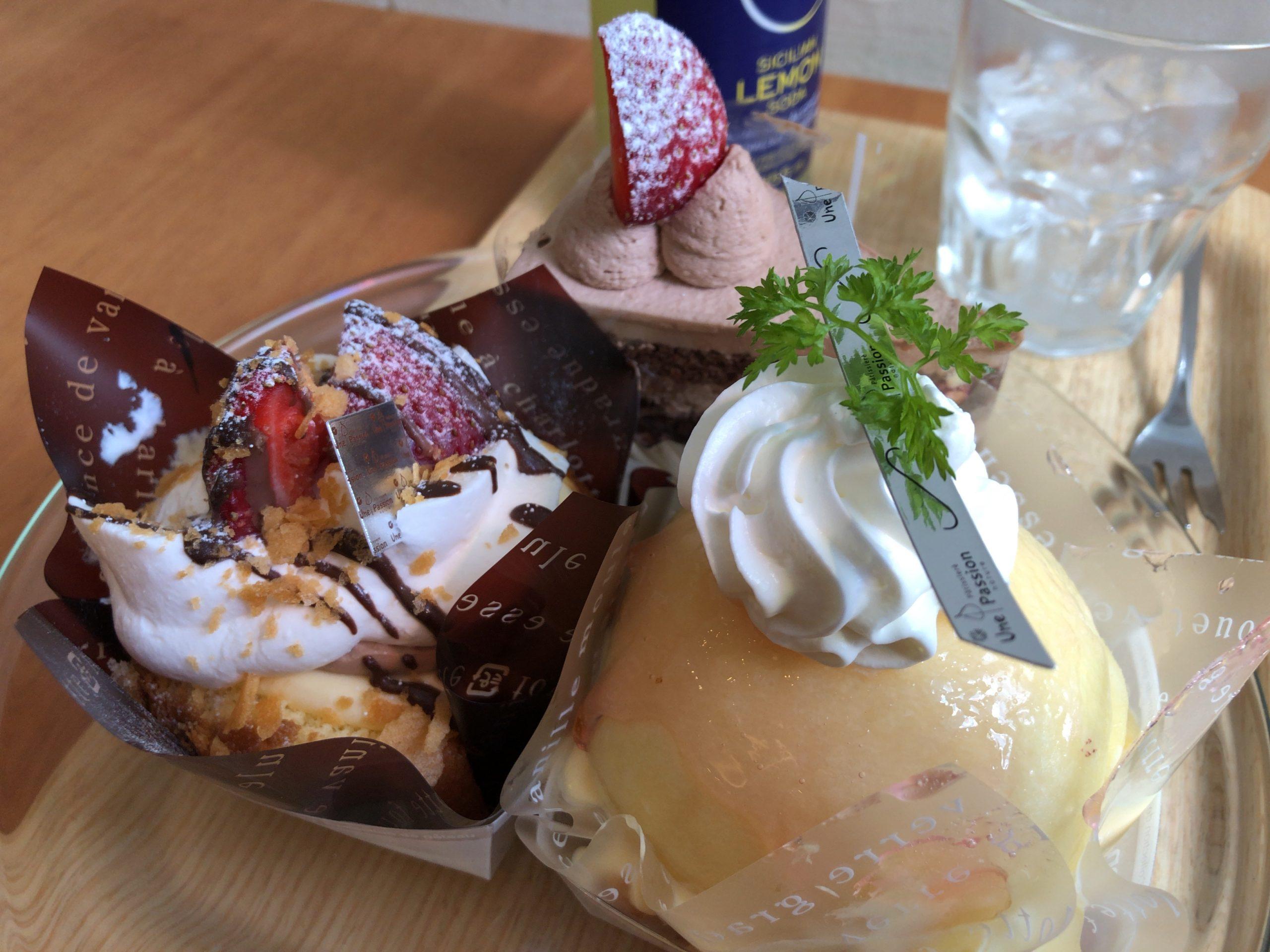 【パティスリーアンパッション】霧島市の隠れ家的ケーキ屋さんでフォーリン☆ラブしたハナシ
