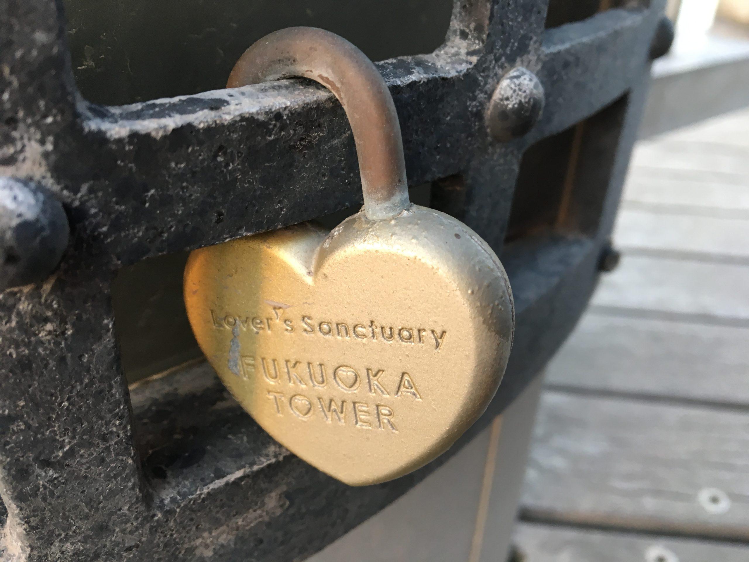 【真実の愛か】かごしま水族館横の遊歩道に固くかけられたカギの謎に迫る【黒歴史か】