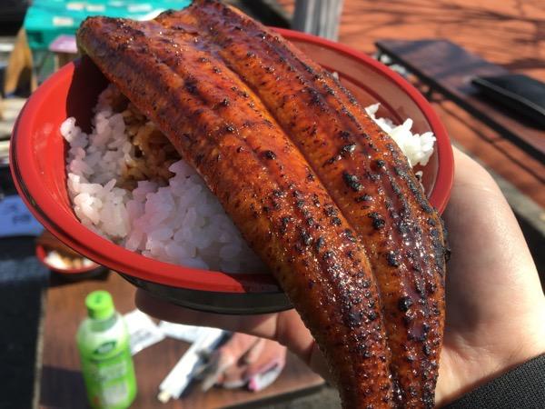 第1回うなぎたまRUN in 大崎町で異次元のうな丼を食べた話