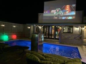 【オジケーション】吹上浜フィールドホテルでバーベキューとプールとキャンプファイアと・・・女子が来...